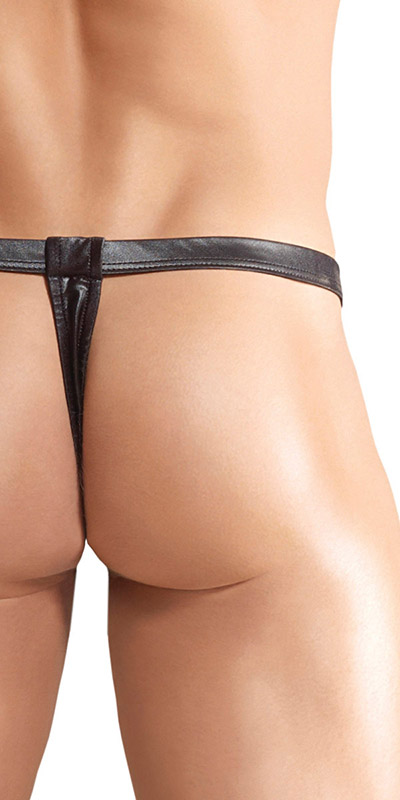 Male Power Extreme Stretch Net Micro Thong