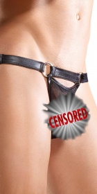 Male Power Extreme Stretch Mesh Ring Bikini