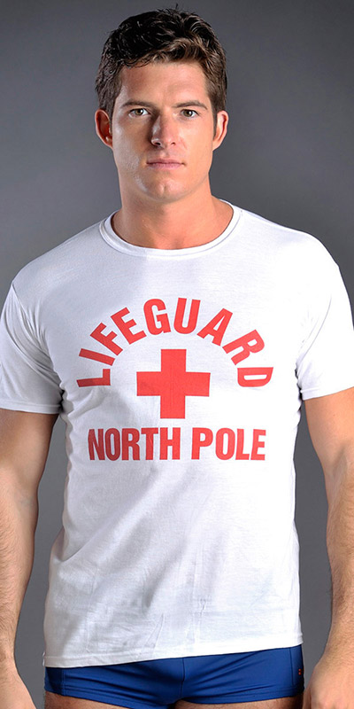 Tucci North Pole Lifeguard T-Shirt