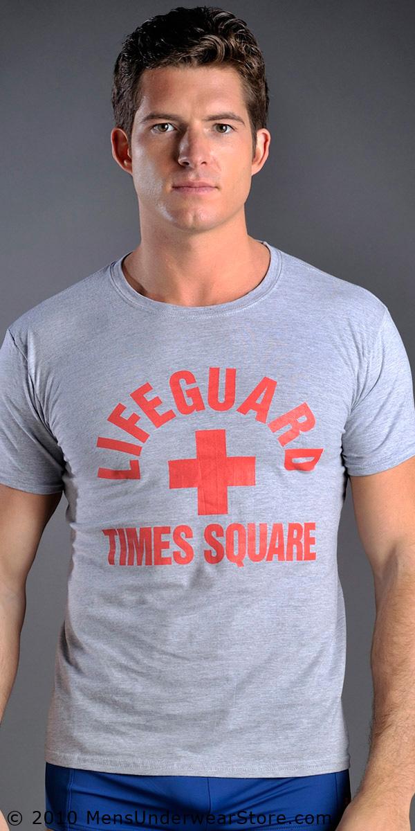 Tucci Times Square Lifeguard T-Shirt