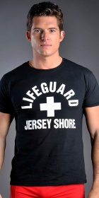 Tucci Jersey Shore Lifeguard T-Shirt