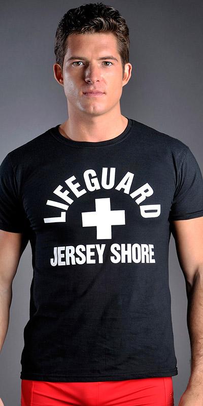 Tucci Jersey Shore Lifeguard T-Shirt
