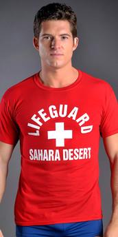 Tucci Sahara Desert Lifeguard T-Shirt