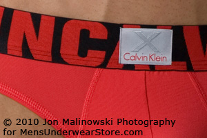 Calvin Klein X-Microfiber Hip Brief