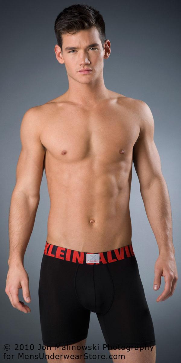 Calvin Klein X-Microfiber Boxer Briefs