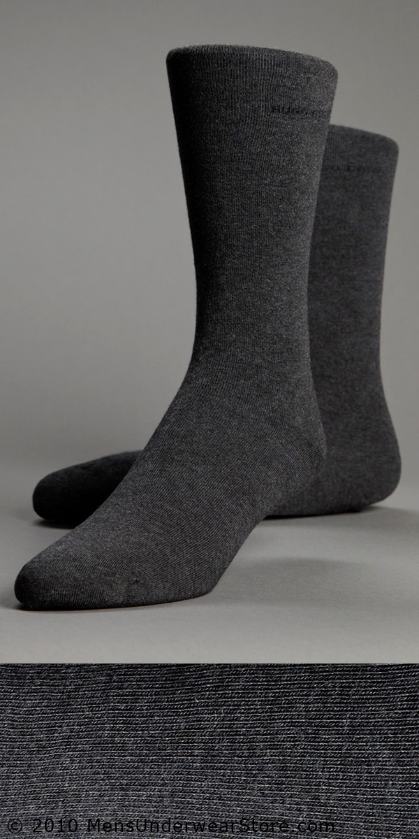 HUGO BOSS Basics Dress Sock