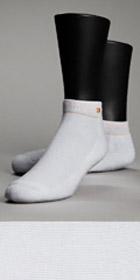 HUGO BOSS Curt Quarter Sock w/ Cushioned Sole