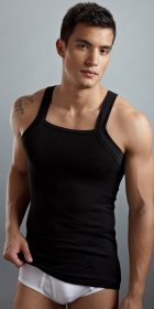 2XIST Essential Square Cut Tank