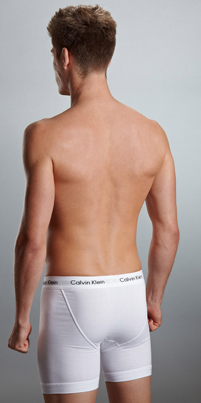 Calvin Klein Cotton Stretch Boxer Briefs 2-Pack