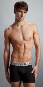 Calvin Klein Steel Microfiber Boxer Brief