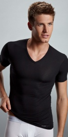 Calvin Klein Micro Modal V-Neck T-Shirt