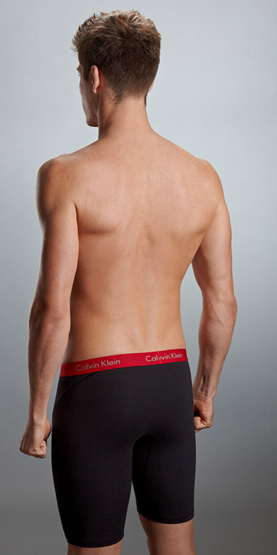 Calvin Klein Pro Stretch Cycle Short