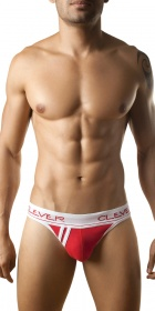 Clever Basic Sporty Cotton Thong