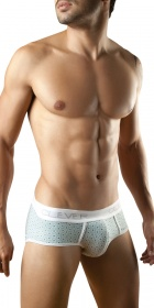 Clever Tropical Stretch Cotton Brief