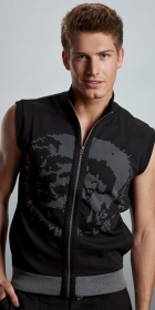 Diesel Jay Sleeveless Zipper