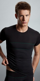 HUGO BOSS  Modal Cotton Crew Neck T-Shirt