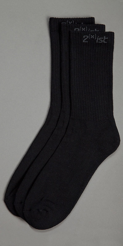 2XIST Crew Sock 3-Pack