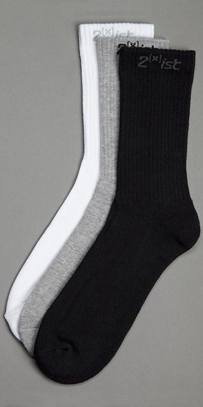 2XIST Crew Sock 3-Pack