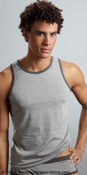 Go Softwear Retro Tank Top