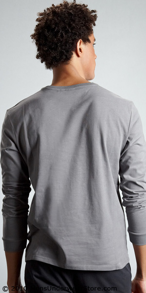 HUGO BOSS Cotton Long Sleeve Shirt
