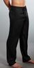 ManSilk Silk Striped Jacquard Lounge Pants