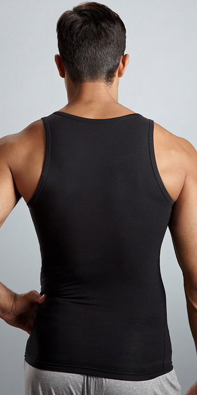 SPANX Cotton Compression Tank Top