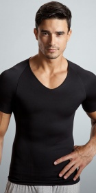 SPANX Zoned Performance V-Neck T-Shirt
