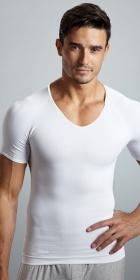 SPANX Zoned Performance V-Neck T-Shirt