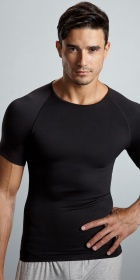 SPANX Zoned Performance Crew Neck T-Shirt