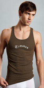 Timoteo Logo Tank