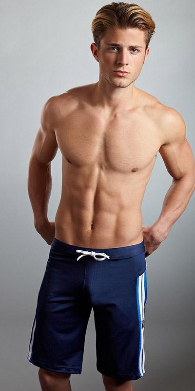 Timoteo Athlete Short