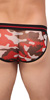 Male Power Sheer Camo Mustang Bikini