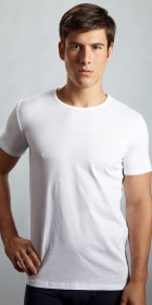 Emporio Armani Cotton Crew Neck T-Shirt 3-Pack