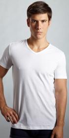 Emporio Armani Cotton V-Neck T-Shirt 3-Pack