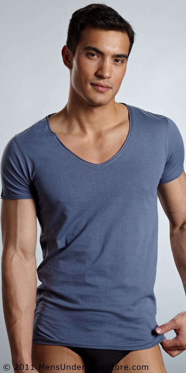 Whittall & Shon V-Neck T-Shirt
