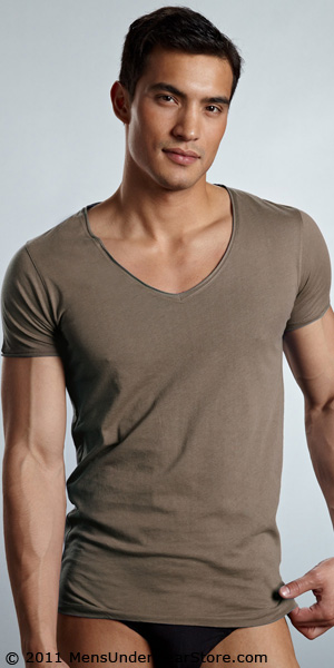 Whittall &amp; Shon V-Neck T-Shirt