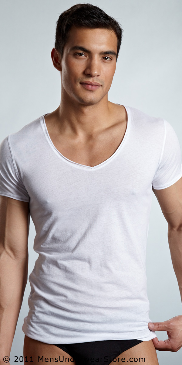 Whittall & Shon V-Neck T-Shirt