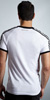 Whittall & Shon Athletic V-Neck T-Shirt