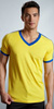 Whittall &amp; Shon Athletic V-Neck T-Shirt