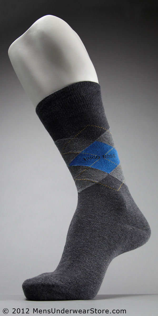 HUGO BOSS Boss Black Exclusive Dress Sock