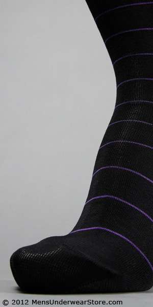 HUGO BOSS Mercerized Cotton Dress Sock