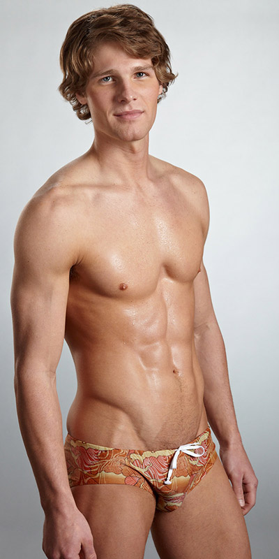 N2N Bodywear Zen Brief Swimsuit