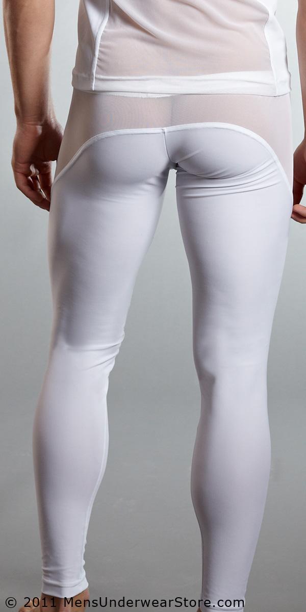 N2N Bodywear Sheer Runner