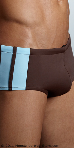 Sauvage Low Rise Racer Brief