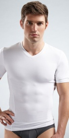 Calvin Klein Compression V-neck Shirt