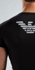 Emporio Armani Eagle Crew Neck T-Shirt