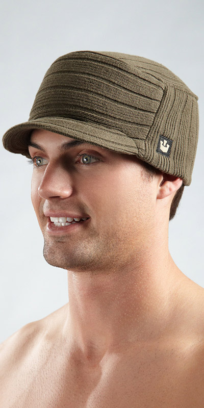Goorin Brothers Rib Eye Knit Hat