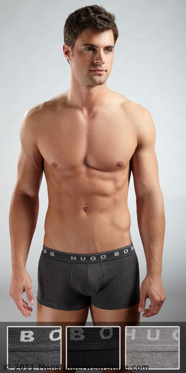HUGO BOSS Trunk Multi-Color 3-Pack