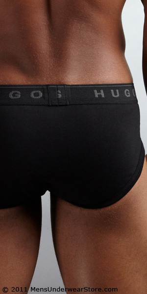 HUGO BOSS Traditional Brief 3-Pack
