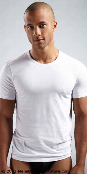 HUGO BOSS Crew Neck T-Shirt 3-Pack